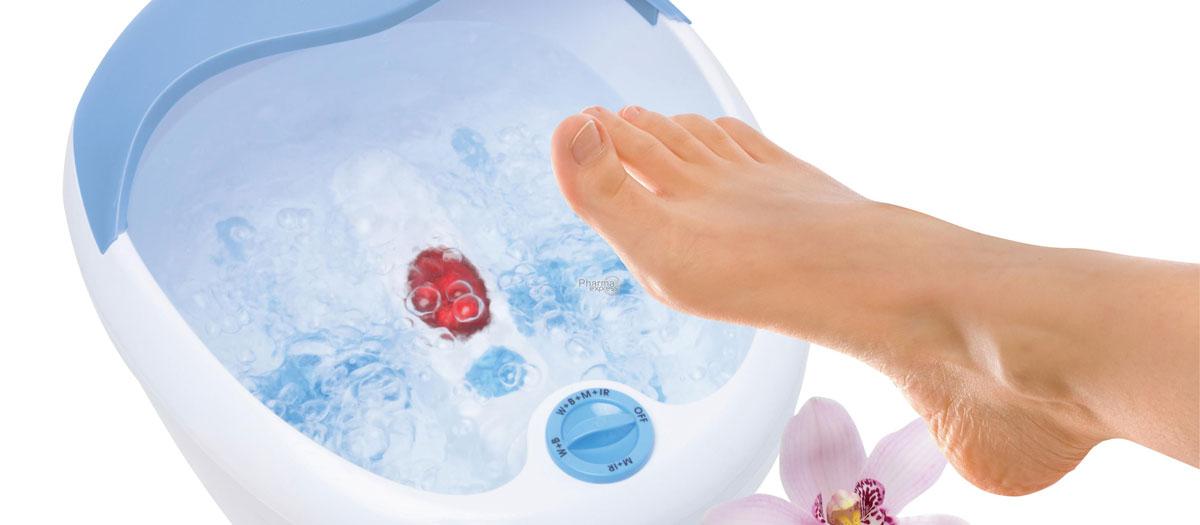 Meilleur Appareil pour bain de pieds – Comparatif, Tests & Avis