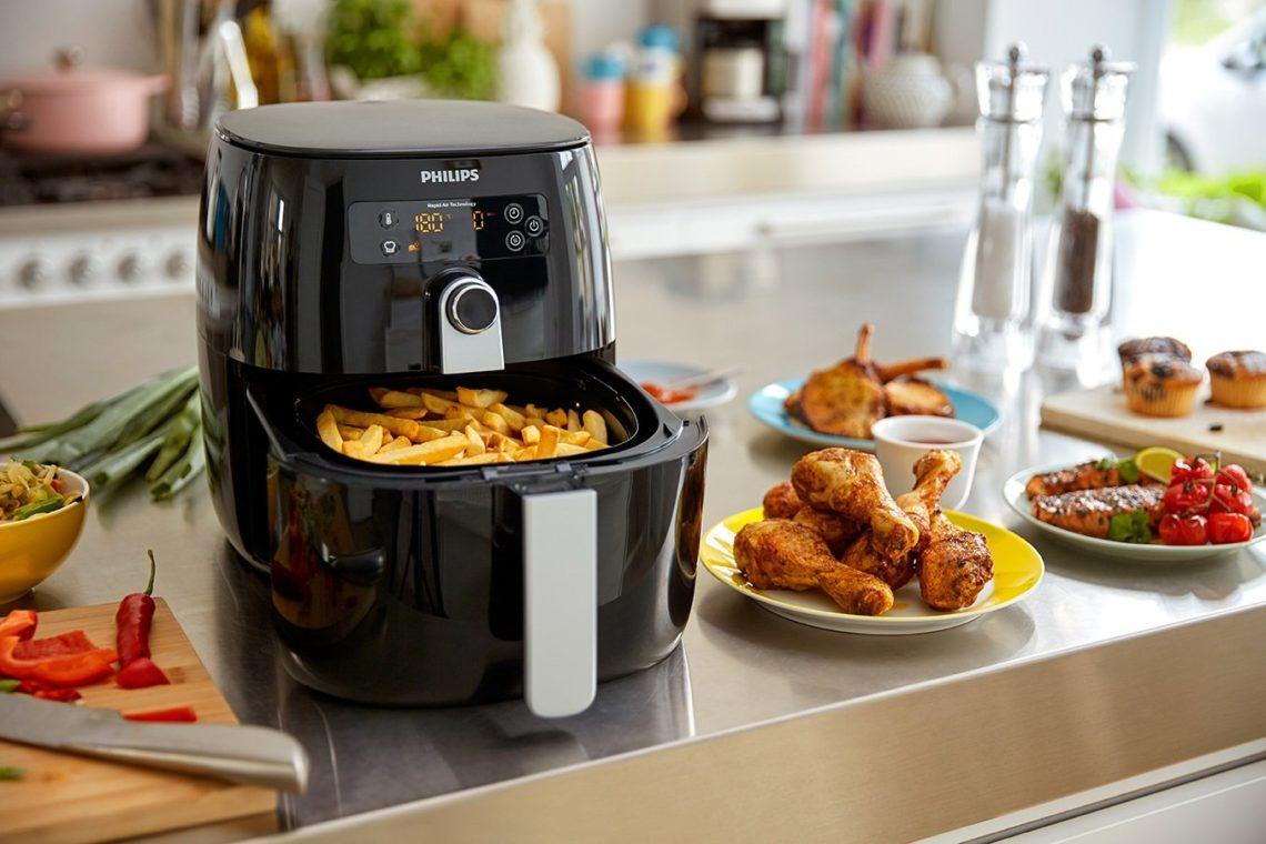 Meilleure Friteuse sans huile – Comparatif, Tests & Avis