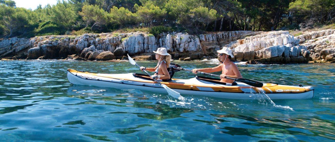 Meilleur Kayak Gonflable / Comparatif, Tests & Avis