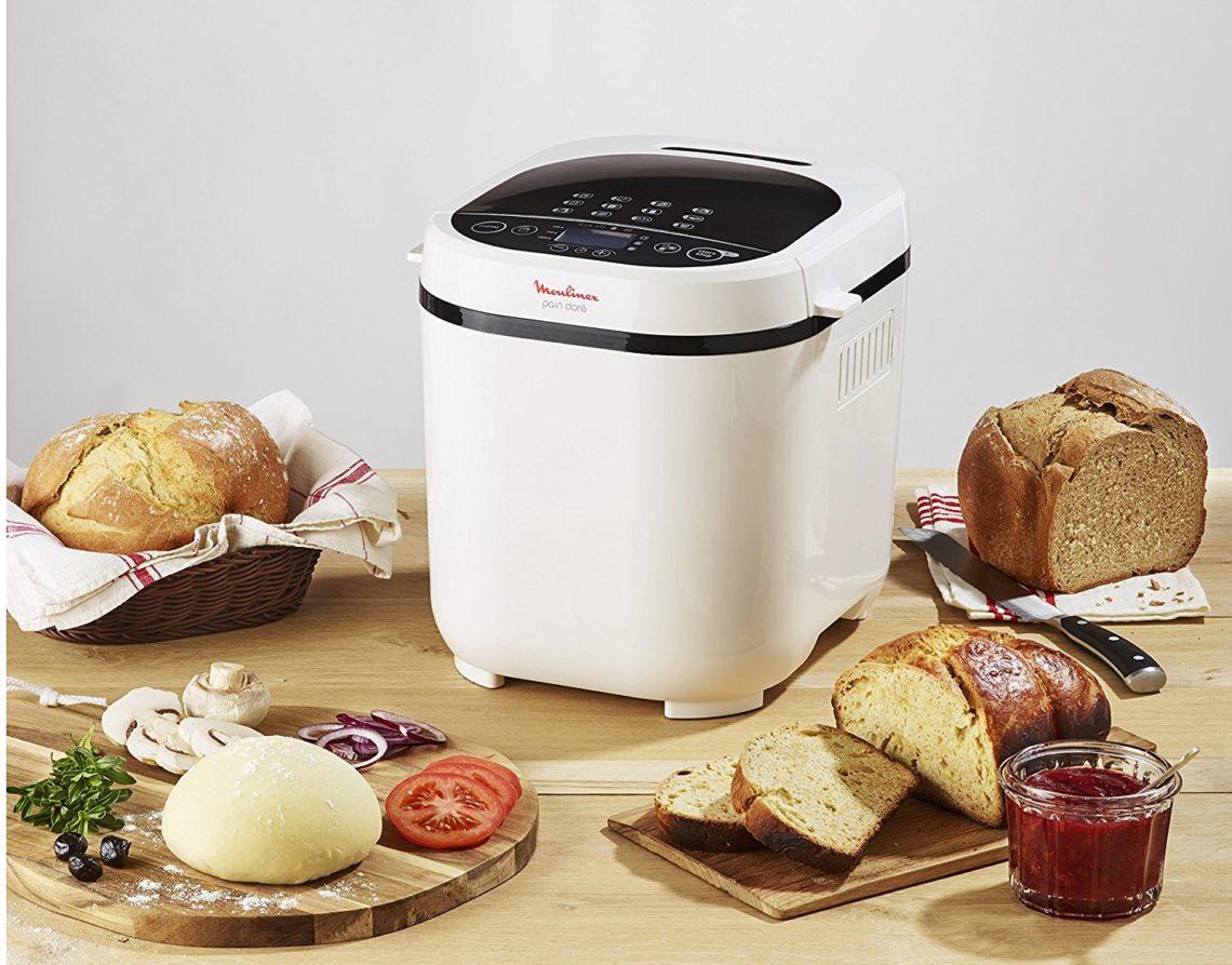 Meilleure Machine à pain – Comparatif, Tests & Avis
