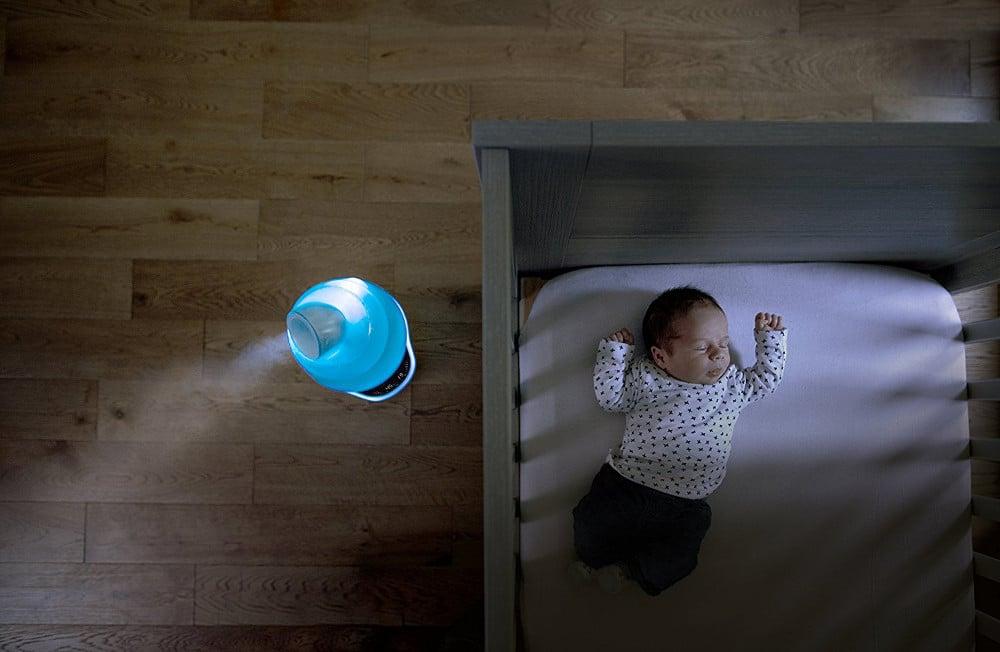 Meilleur humidificateur d'air bébé / Comparatif, Tests & Avis