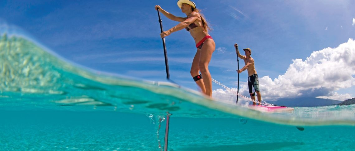Meilleure Planche Stand Up Paddle Gonflable / Comparatif, Tests & Avis